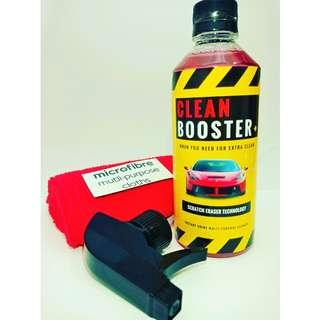 WATER WAX  CLEAN BOOSTER+