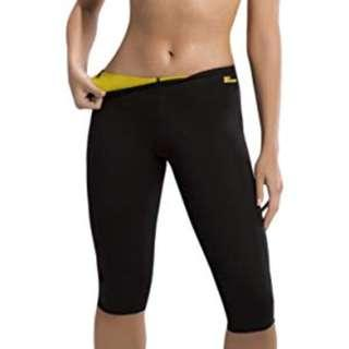 Hot Shapers Neoprene Thermal Slimming Workout Attire Set