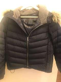 Down Puffer jacket great condition size small