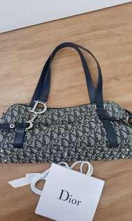 Authentic Chritian Dior Shoulder Bag