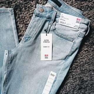 [BNWT] Ultra Stretch Jeans | Skinny Fit Women | Uniqlo