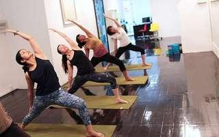 (8 Classes) 60-Minute Yoga and Pilates Class for 1 Person