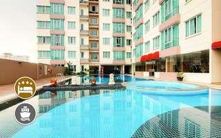 (Free and Easy) Hotel BCC Batam: 2D1N Stay in Deluxe Room with Return Ferry for 1 Person