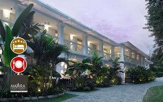 Amara Sanctuary Resort: (Sun - Thu) 2D1N Staycation in Deluxe Room + 3-Course Dinner for 2 People