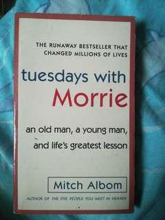 Tuesdays with Morrie (Mitch Albom)