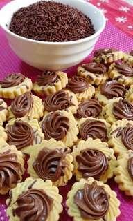 🍪Sweetilicious Nutella Tartzy Tarts🍫