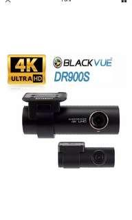 Blackvue DR900S-2CH 4K UHD Cloud Wi Fi GPS Dash Cam Blackvue DR900 S2 Channel DR900S 2channel S 2channels