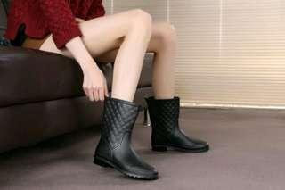 🚚 時尚防水雨鞋