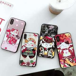 Samsung Note 9 lucky cat casing! So cute!