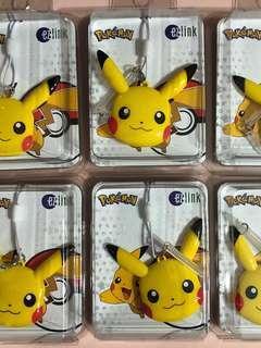 Brand new limited edition brand new Pokémon Pikachu Ezlink Charm for sale .