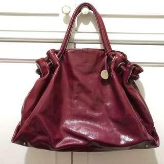 Furla 真皮手袋 leather bag