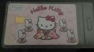 Kartu Flazz BCA Hello Kitty