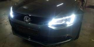 VW JETTA LED SEQUENTIAL LIGHTING