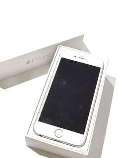Apple iPhone 6 in White/Silver - 16GB