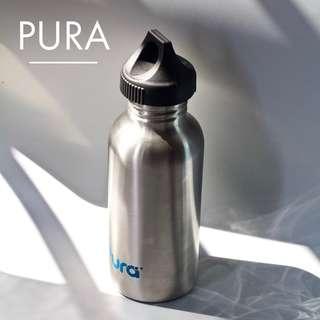 🚚 The PURA Drinking Bottle!