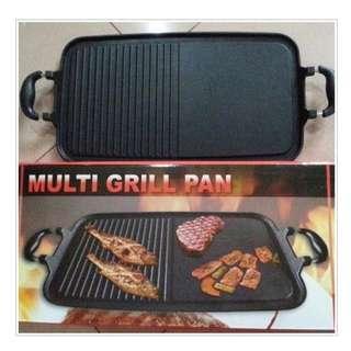 Grill Pan Korea HC Alat Panggang Daging Sosis Termurah