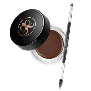 ANASTASIA DIP BROW POMADE WITH ANGLED BRUSH