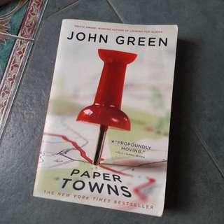 Paper Towns (import)