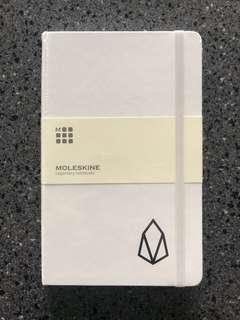 EOS Moleskine Notebook - Rare item
