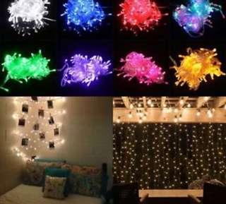 Fairy Lights Multi Color Functions