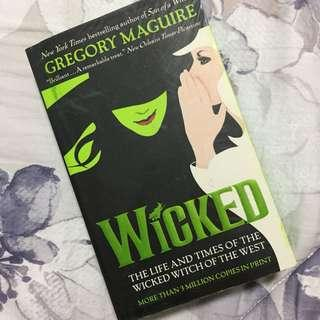 Wicked- Gregory Maguire