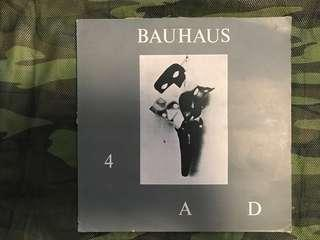 "Selling cheap! 12"" 45/33RPM. Rare Old stuff... Bauhaus"