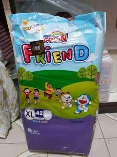 GOON friend diaperPants