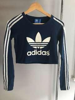 Adidas LongSleeve T Cropped (Size S)