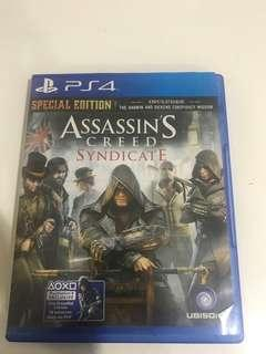 Assassin's Creed Syndicate ps4 r3