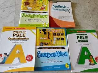 English Assessment Books PSLE