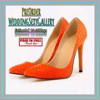 🚚 #[17]🌹⏺🅿🅾⏺🌹Women Pumps Snake Leopard Zebra Pattern Pointed Toe Thin Heels Shoes Woman Platform Shoes Designer Shoes Women Luxury