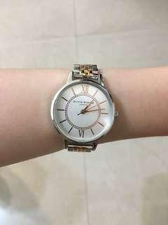 🚚 Olivia burton手錶(附原盒、保證書,33mm)原價5000