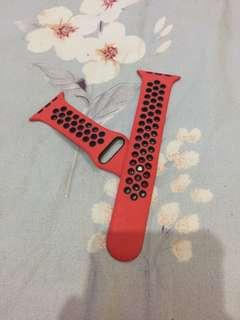 strap Karet Sport apple watch 42MM nike series