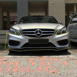 E-Class (W212) (R18) Factory Fitted AMG Kit (2014 - 2016)