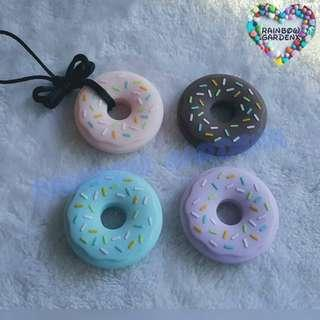 Donut Teether Necklace