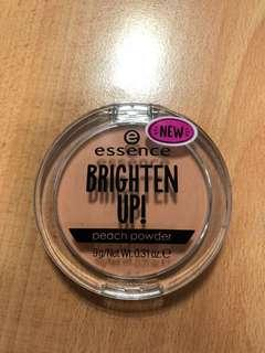 Essence Peach Powder