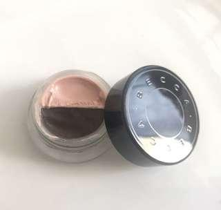 becca shadow and light brow contour mousse in mocha