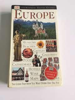 Free Give Away - Travel Guide for Europe