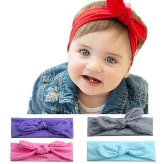 Sale baby headbands 3 for $7