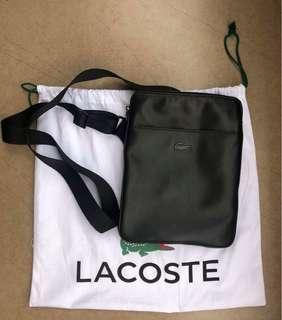 Original Lacoste Flat Crossover Bag