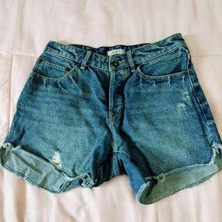 Hot Pants Jeans Roxy