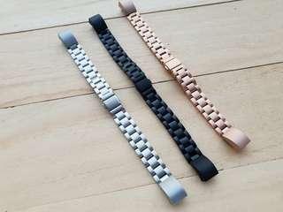🚚 Metal Link Straps Bracelet For Fitbit Alta Alta HR