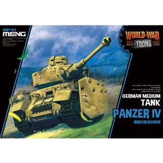 PO:  World War Toons WWT-013 Panzer IV