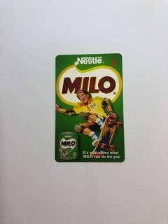 Clearing Stocks: Singapore Early SMRT/Transit Link Card - MILO