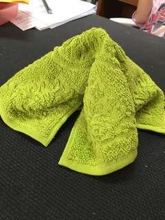 Thick Towels
