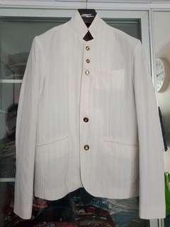 Jas Blazer Putih