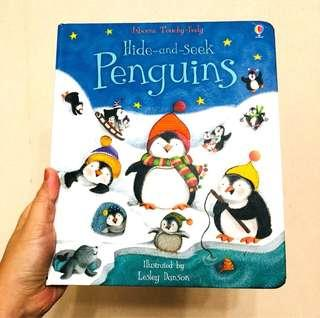 Usborne  Hide-and-seek Penguins
