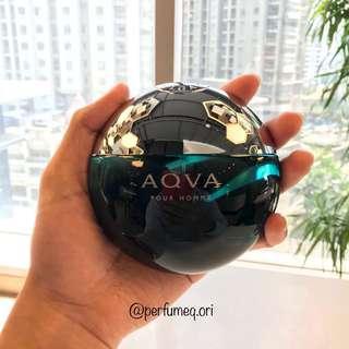 [FOR HIM] BVLGARI Aqva Pour Homme EDT 100 ml - non box & 100% original