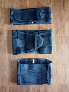 🚚 束腹帶-三件式(XL)