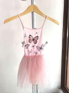 Kostum balet anak